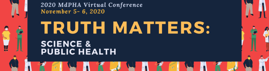 Register for the 2020 MdPHA Conference Today!